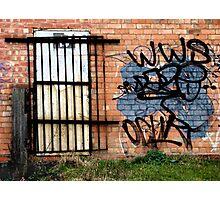 Urban Decay #3 Photographic Print