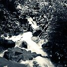 Waterfall by babibell