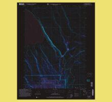 USGS Topo Map Oregon Egli Rim 279764 2004 24000 Inverted One Piece - Short Sleeve