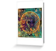 EARTHDAY CONSCIOUSNESS Greeting Card