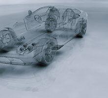 Mercedes by Digital Editor .