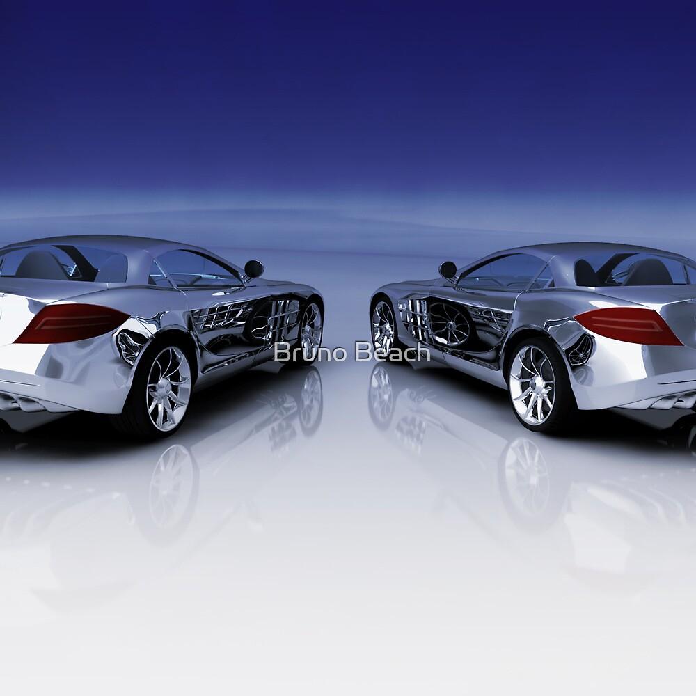 Mercedes 3D Render by Atanas Bozhikov Nasko
