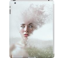 Lady of the Field iPad Case/Skin