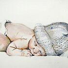 Baby 1 by Astrid de Cock