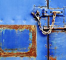 Lock, Stock and a rusty rectangle by hardhhhat