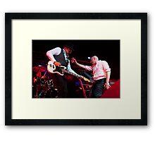 Barry Adamson & Howard Devoto Framed Print