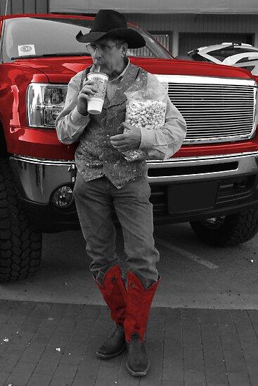Cowboy by ☼Laughing Bones☾