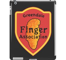 Greendale Finger Association iPad Case/Skin