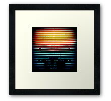 the house of the rising sun Framed Print