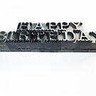 Happy Birthday by rejectamenta