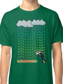 Pixel Rain Classic T-Shirt