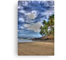 HDR of Hawaizinho beach Canvas Print