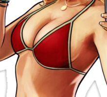 GTA 5 Woman Sticker
