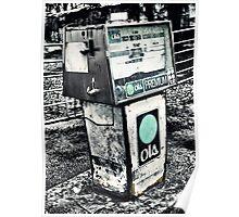 Cheap Petrol Poster