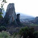 Meteora Greece by kmagounakis