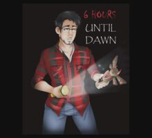 Markiplier- Until Dawn by WitheringwilloW