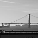 Golden Gate Bridge by pulen