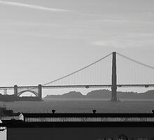 Golden Gate Bridge by pulen