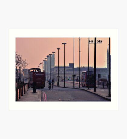 City of London Art Print