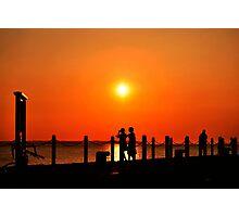 Stunning Sunsets Photographic Print