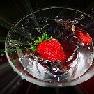 Stawberry Splash by Hazel Dean
