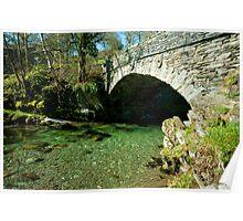Bridge over Elterwater Poster