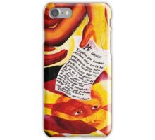 Mi amor iPhone Case/Skin