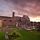 Corcomroe Abbey, Co. Clare by Mark Carthy