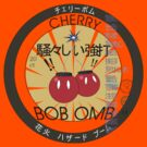 Cherry Bob Omb Fire Cracker Label by Yoshimiah