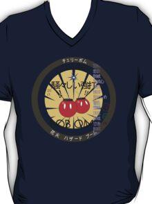 Cherry Bob Omb Fire Cracker Label T-Shirt