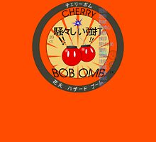 Cherry Bob Omb Fire Cracker Label Unisex T-Shirt