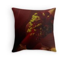 """All Dressed"" Throw Pillow"