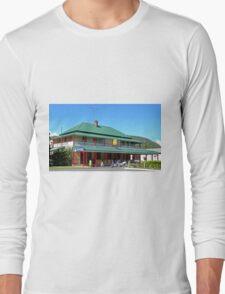 Club Hotel, Kilcoy, Queensland, Australia Long Sleeve T-Shirt