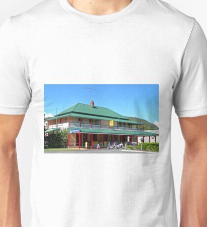 Club Hotel, Kilcoy, Queensland, Australia Unisex T-Shirt