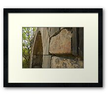 Abandoned factory 3 Framed Print