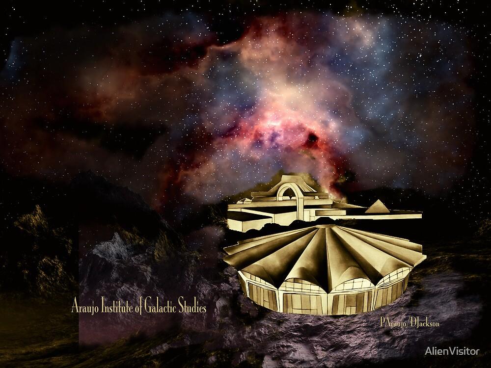 Araujo Institute by AlienVisitor