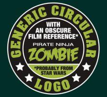 Generic Circular Logo T-Shirt