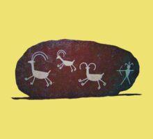 Boulder Petroglyphs Kids Tee