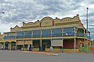 Carrollee Hotel, Kingaroy, Qld, Australia by Margaret  Hyde
