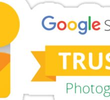 Google Maps | Street View | Trusted Photographer Sticker