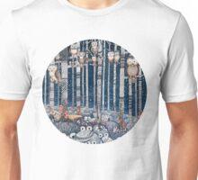 Owl Forest Unisex T-Shirt