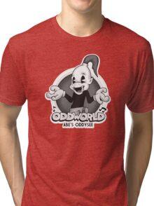 Retro Abe Tri-blend T-Shirt