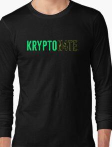 Kryptonate - Nate Robinson Long Sleeve T-Shirt