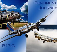 Sentimental Journey Collage by George Lenz