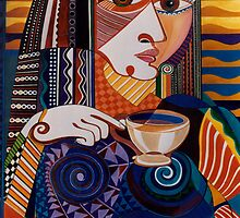 Cuppa Coffee by Sally Sargent