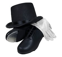 Top Hat Tap Shoes by Penywise