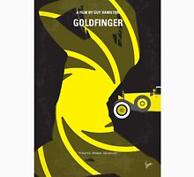 No277-007 My Goldfinger minimal movie poster Unisex T-Shirt