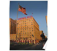 Congress Hotel  Poster