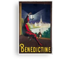Leonetto Cappiello Affiche Bénédictine Cappiello Canvas Print