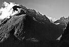 Mountain Grandeur by Odille Esmonde-Morgan